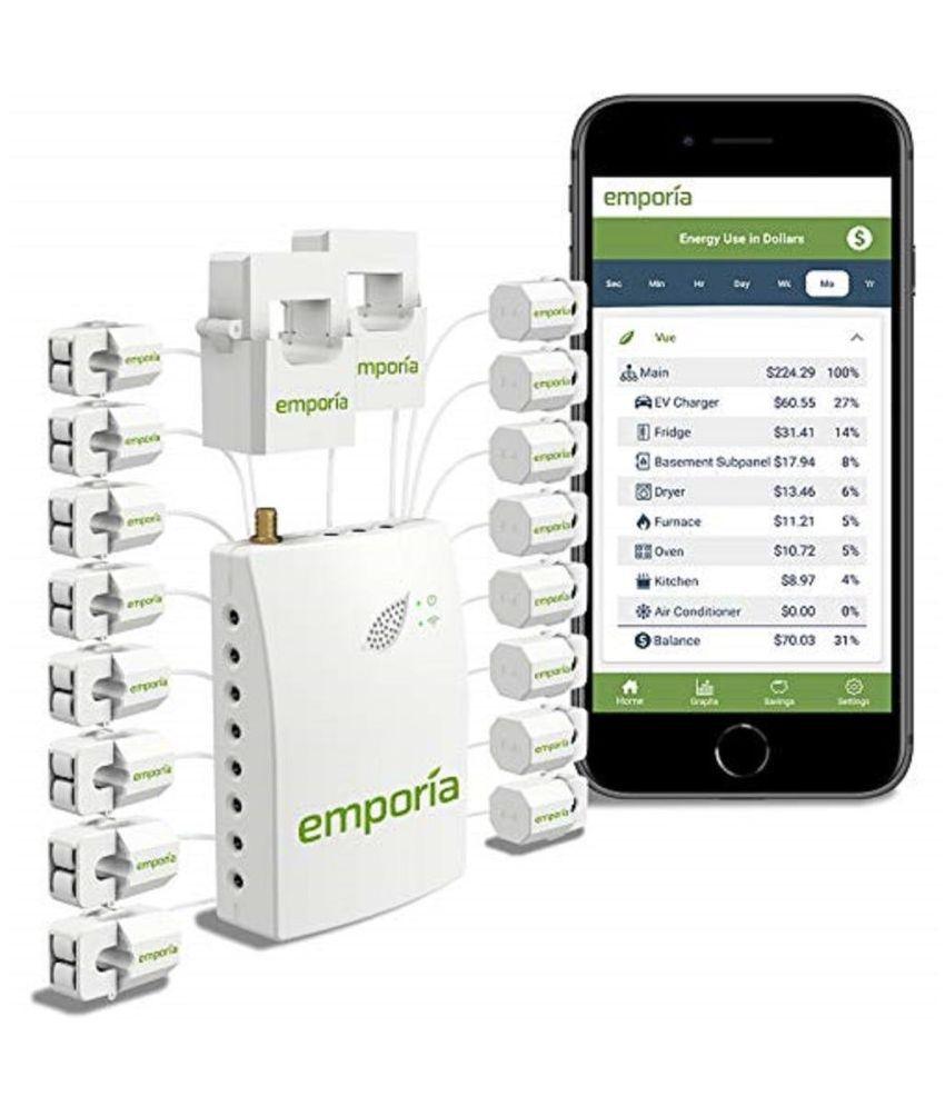 EMPORIA Circuit Level Sensor Suitable For Other Appliances Stabilizer
