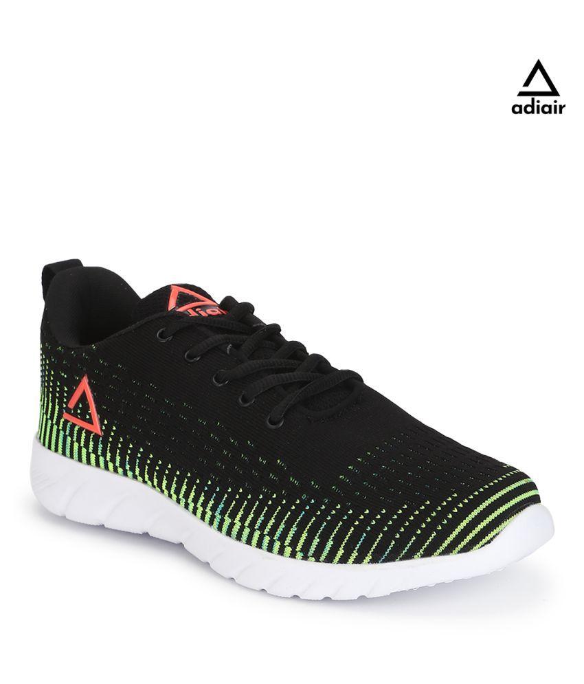 ADIAIR Retro Running Shoes Black