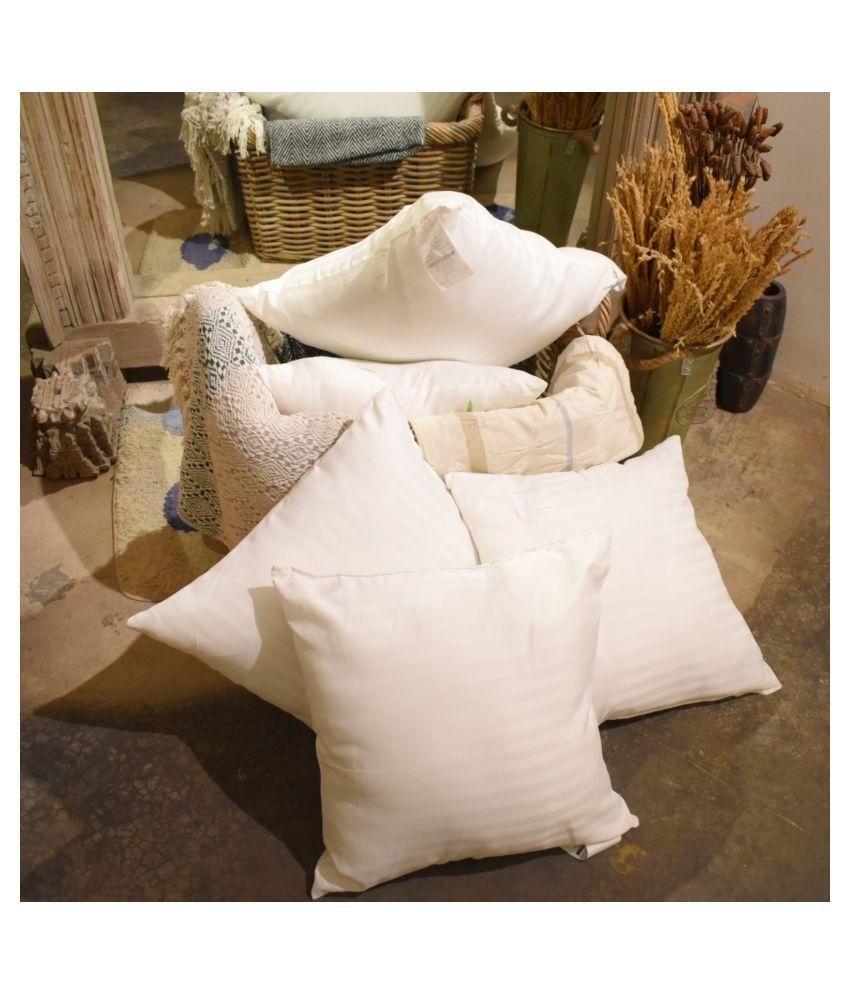 Bokoka Set of 2 45X45 cm  18X18  Fiber Cushion Fillers