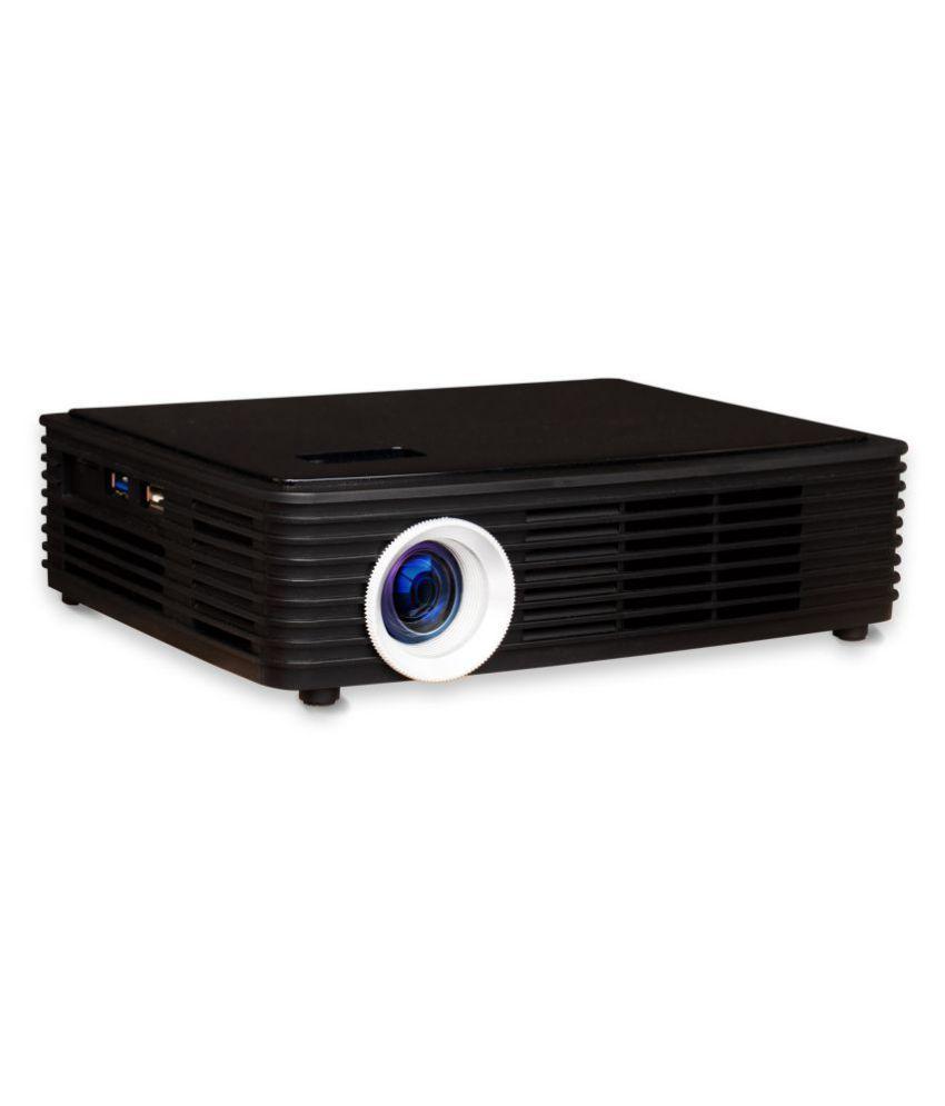 Better Homes Furnishing na LED Projector 3840x2160 Pixels (Ultra HD)