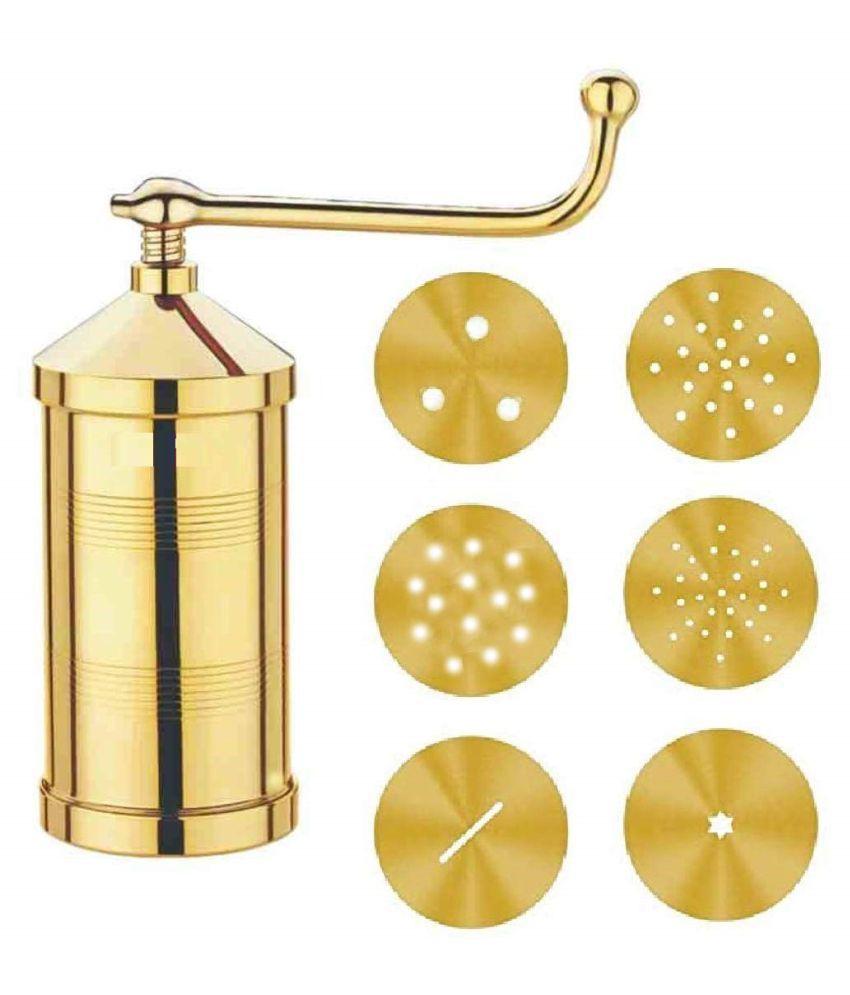 Lyzton Brass Kitchen Press