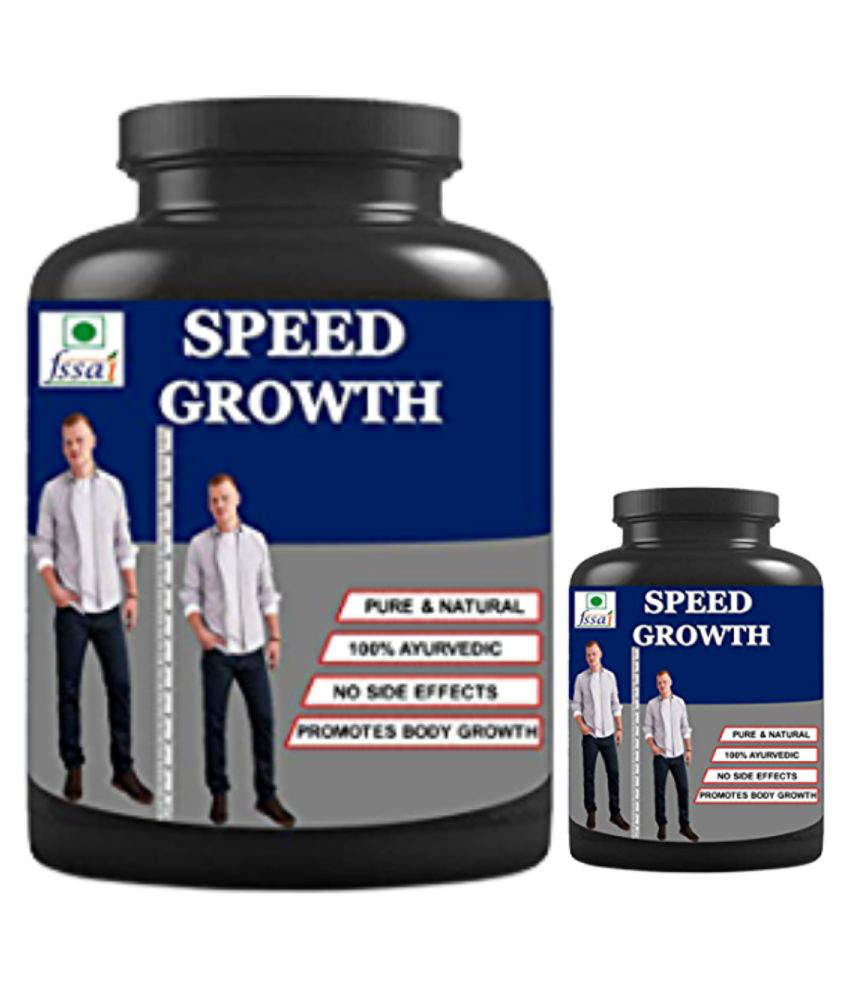 Zemaica Healthcare speed growth 60 no.s Capsule Pack of 2