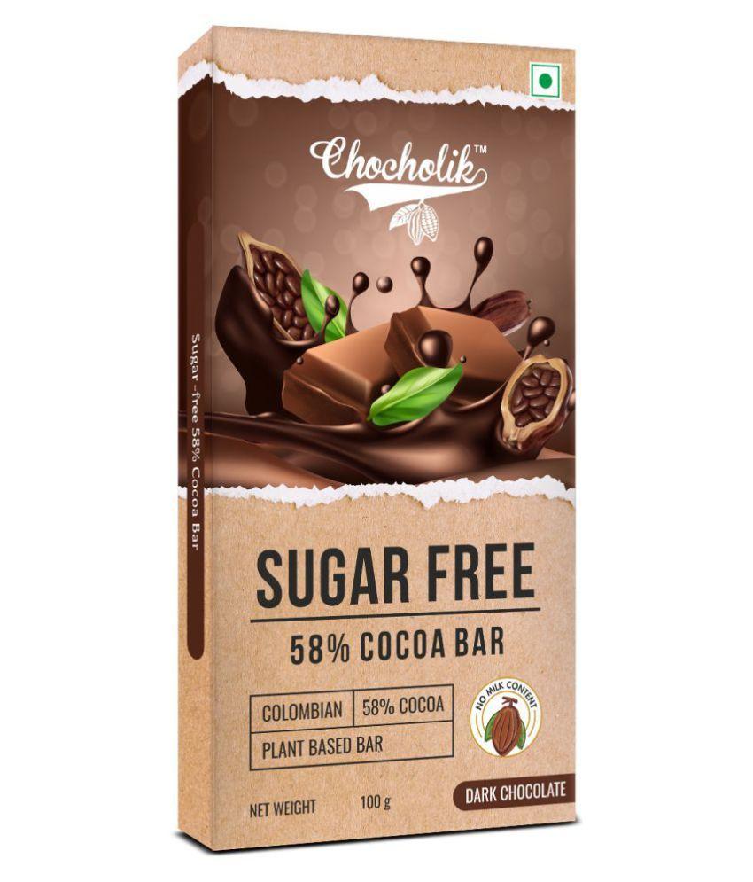 Chocholik Colombian Chocolate Bar Assorted Box 100 gm