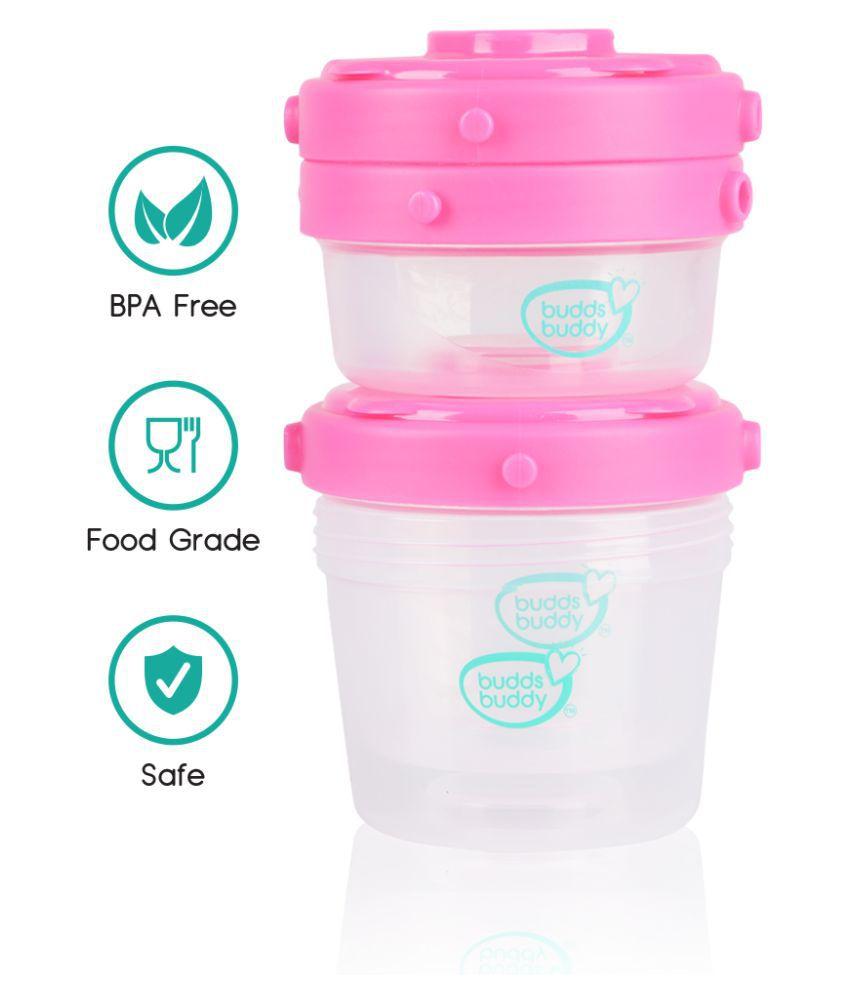 Buddsbuddy Polypropylene 1 pc Milk powder containers