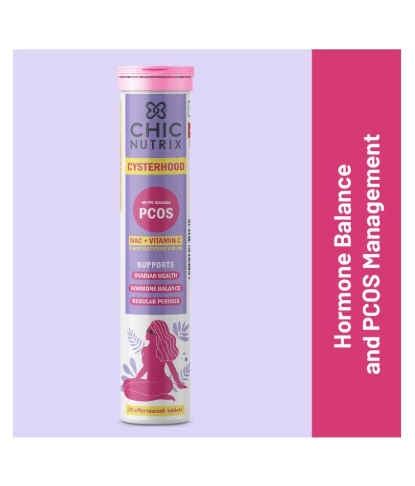 Chicnutrix Chicnutrix Cysterhood- helps manage PCOS 100 gm