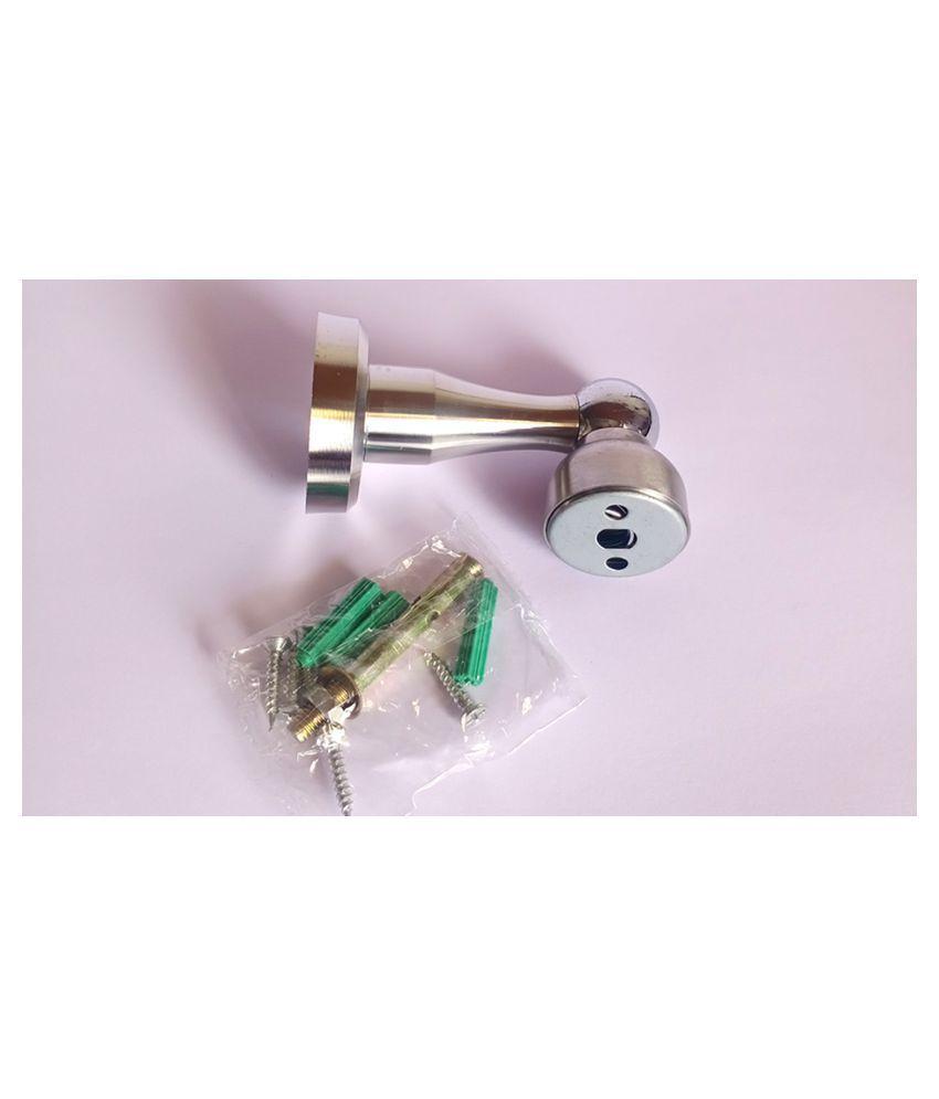 Stainless Steel Door Catcher Magnet Set (DC-0002)