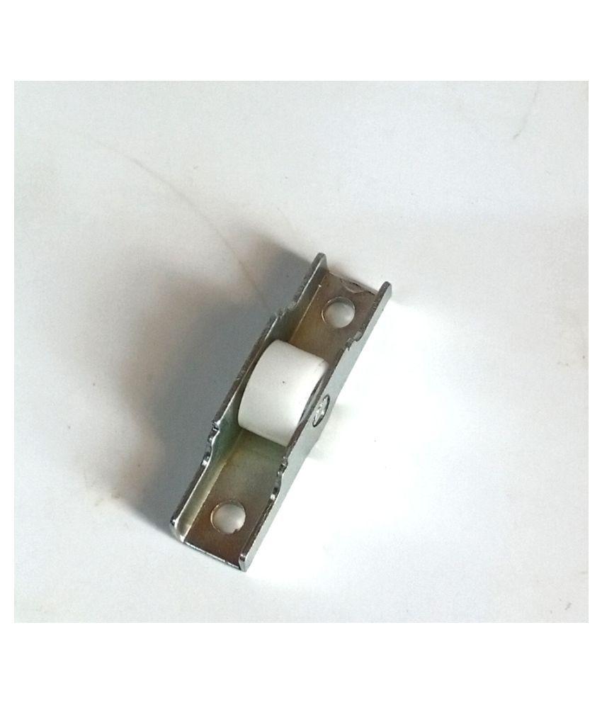 Aluminium Sliding Window Single Wheel MS (6 Pcs) WS002 (Thickness -7mm Wheel)