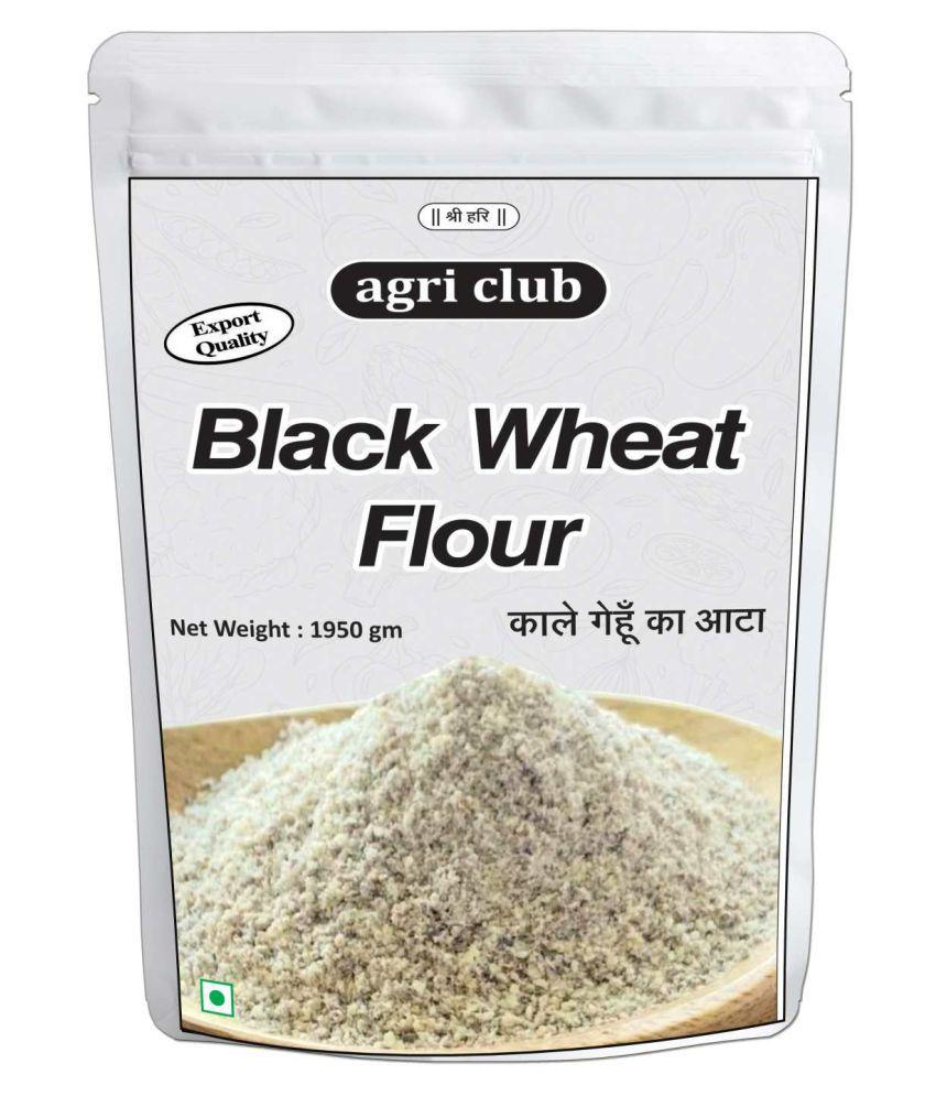 AGRI CULB Black Wheat Flour 1950 gm