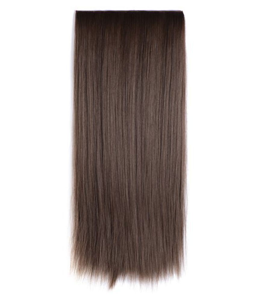 ASG Straight Clip In Hair Extension 24