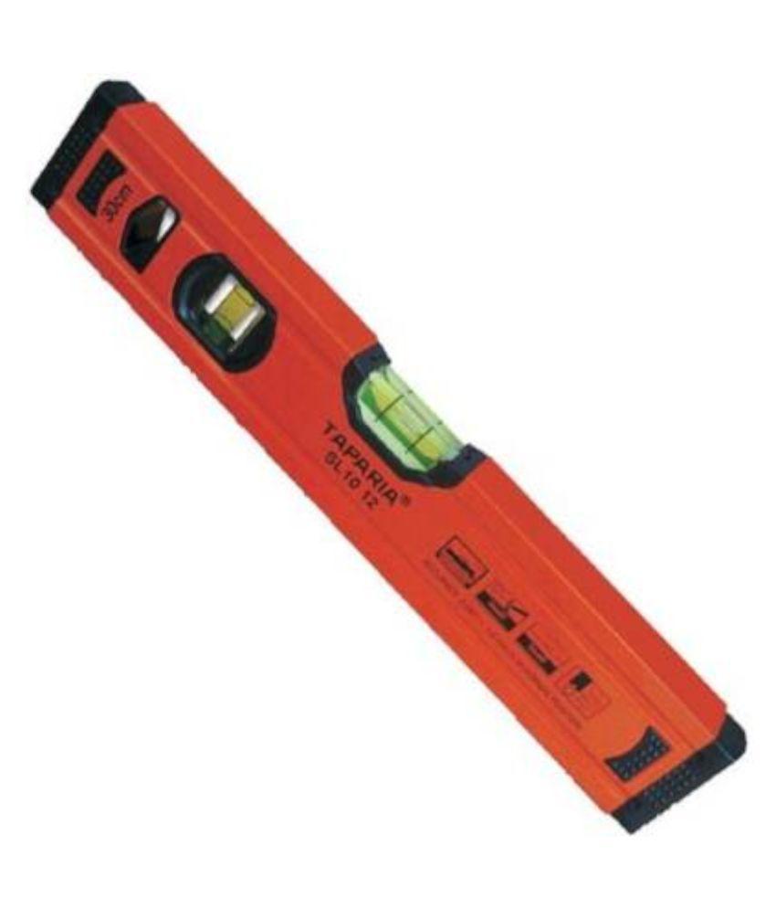 TAPARIA Spirt Level with Magnet 300 mm (SLM 1012)