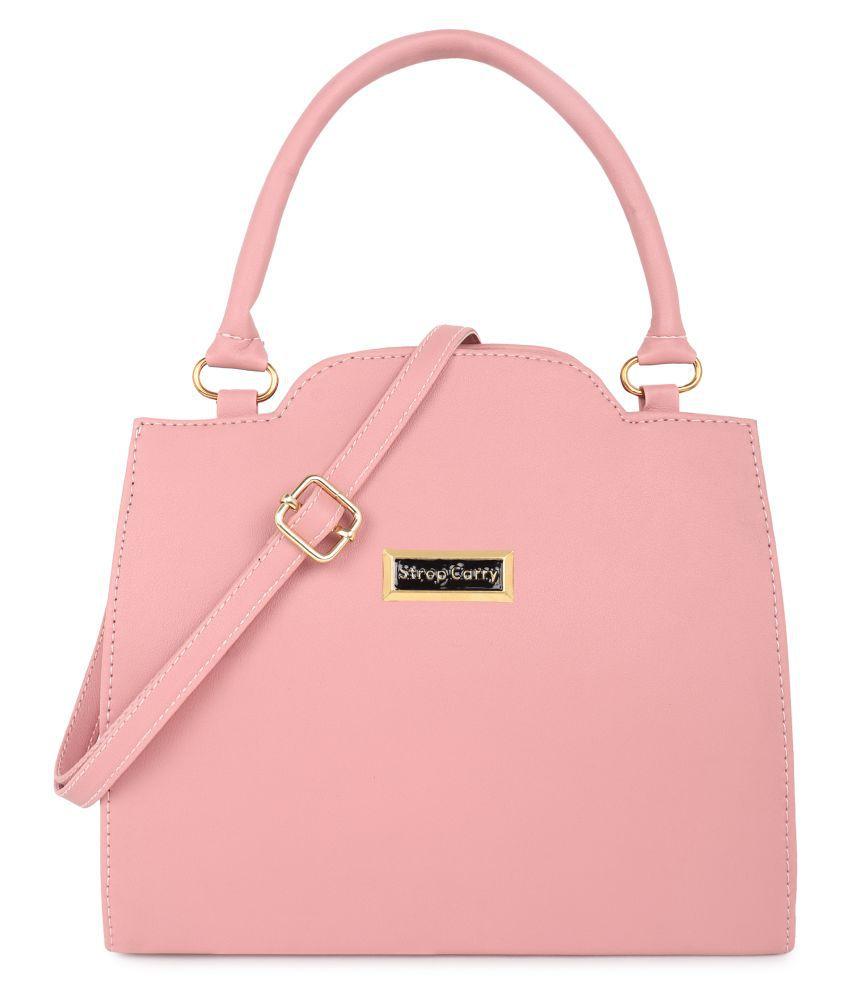 Stropcarry Pink P.U. Combo