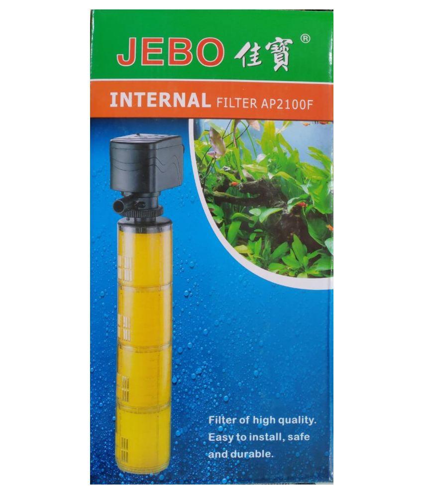Jebo AP-2100F Internal Filter   Happy Fins