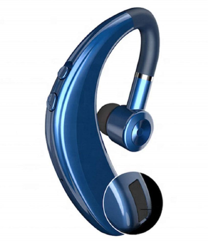 MCSMI S109 v4.2 Bluetooth Headset - DarkBlue