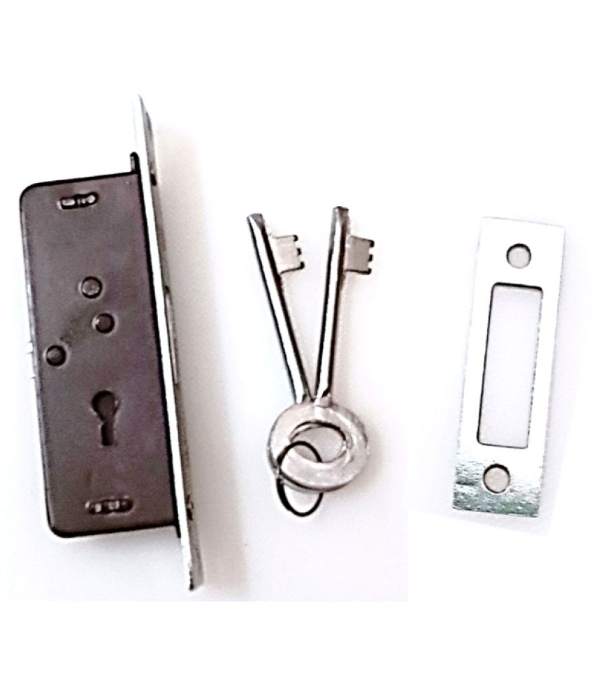 THIS GEDORE SLIDING LOCK IS USED IN SLIDING DOORS FOR SECURITY. IT HAS 2 YEARS WARRANTY AND IS MADE OUT OF STAINLESS STEEL. IT HAS MATTGLOSS FINISH . IT HAS 2 KEYS WITH ONE LOCK HOLDER