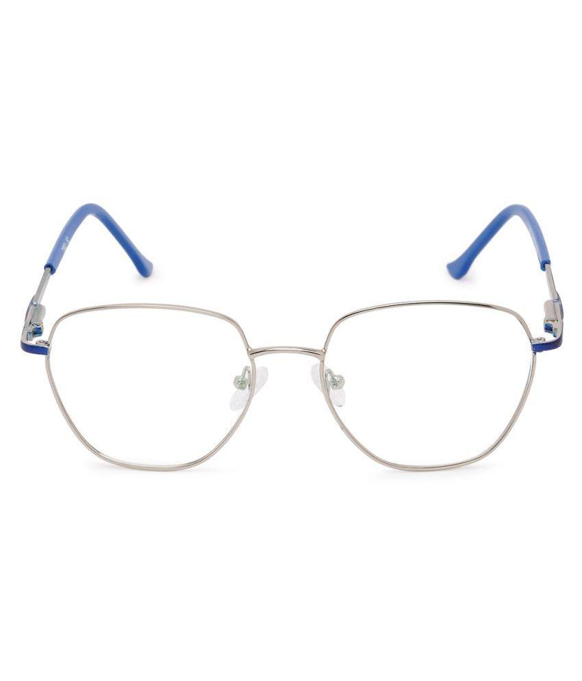Vast BlueCut,Antiglare Zero Power Computer Glasses For Eye Protection